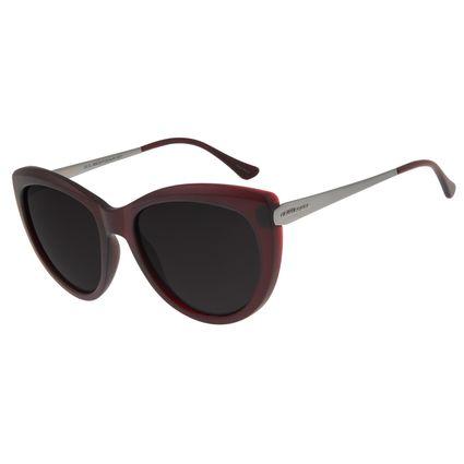 Óculos de Sol Feminino Chilli Beans Gatinho Vinho OC.CL.2859-0117