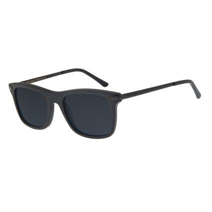 Óculos de Sol Masculino Chilli Beans Bossa Nova Preto OC.CL.2877-0501