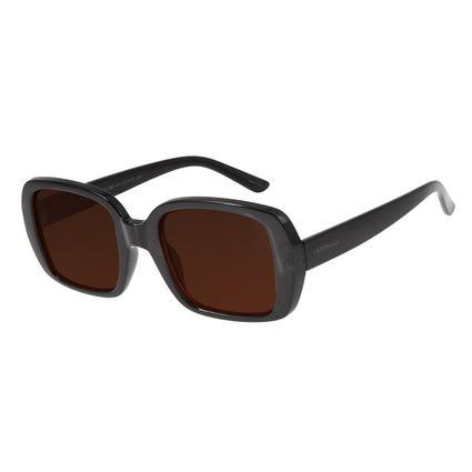 Óculos de Sol Feminino Chilli Beans Quadrado Preto OC.CL.2893-0201