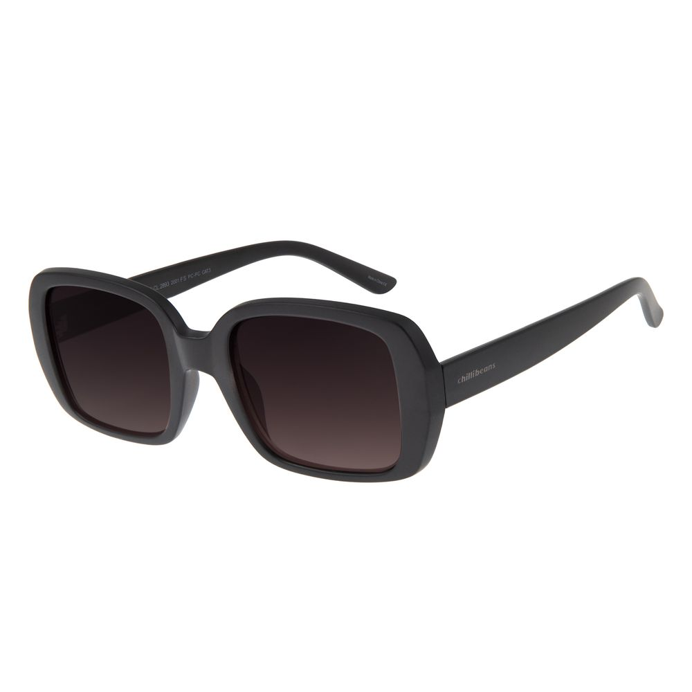 Óculos de Sol Feminino Chilli Beans Quadrado Degradê OC.CL.2893-2001