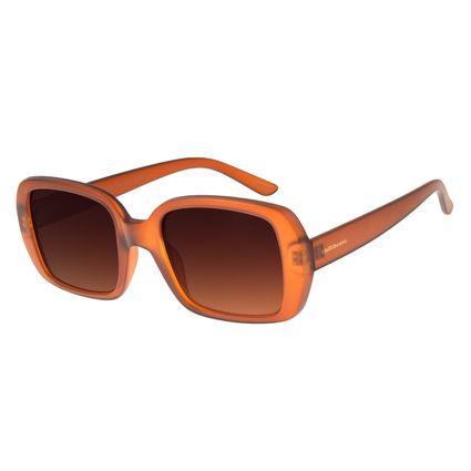 Óculos de Sol Feminino Chilli Beans Quadrado Amarelo OC.CL.2893-5709