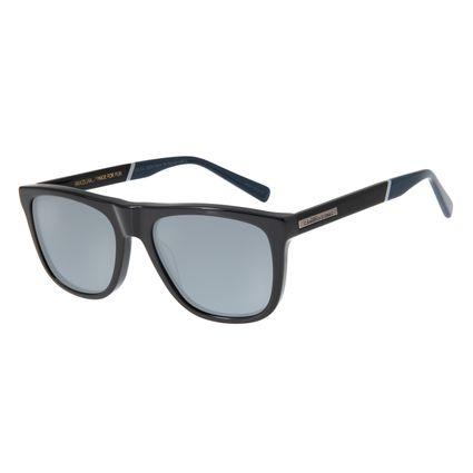 Óculos de Sol Masculino Chilli Beans Bossa Nova Preto Polarizado OC.CL.2904-0001