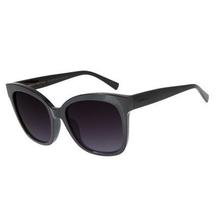 Óculos de Sol Feminino Chilli Beans Quadrado Preto OC.CL.2934-2001