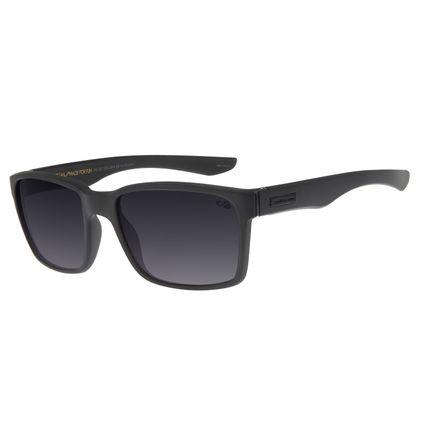 Óculos de Sol Masculino Chilli Beans New Sport Cinza OC.ES.1202-2004