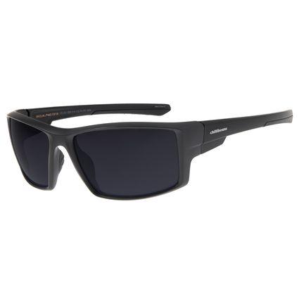 Óculos de Sol Masculino Chilli Beans Preto Esportivo OC.ES.1205-0101
