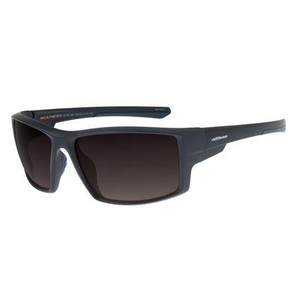 Óculos de Sol Masculino Chilli Beans Azul Escuro Esportivo OC.ES.1205-2090