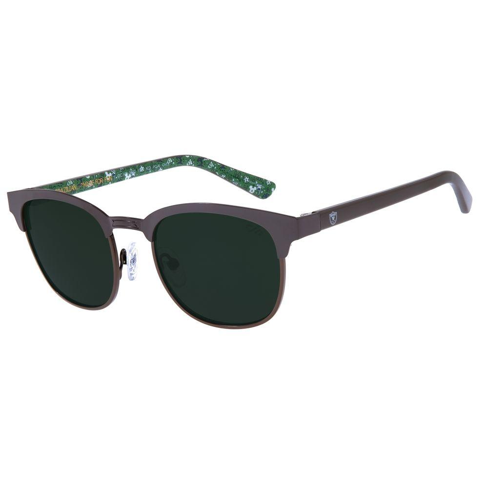 Óculos de Sol Infantil Chilli Beans Disney Marrom OC.KD.0621-1502