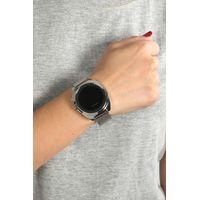 Relógio Digital Feminino Chilli Beans Metal Prata RE.MT.0900-0107.4