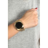 Relógio Digital Feminino Chilli Beans Metal Dourado RE.MT.0900-0121.4
