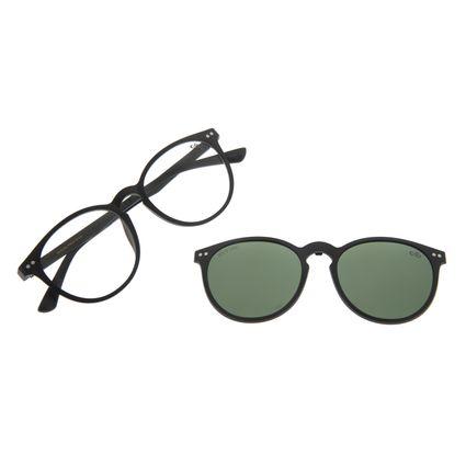 Armação Para Óculos De Grau Unissex Chilli Beans Multi Preta LV.MU.0311-1501