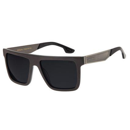 Óculos De Sol Masculino Chilli Beans Bossa Nova Marrom OC.CL.2753-0502