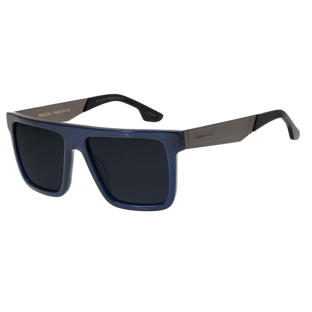 Óculos De Sol Masculino Chilli Beans Bossa Azul OC.CL.2753-0508