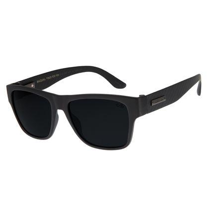 Óculos De Sol Masculino Chilli Beans Bossa Nova Preto Polarizado OC.CL.2847-0101