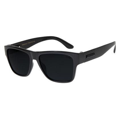 Óculos De Sol Masculino Chilli Beans Bossa Nova Preto Polarizado OC.CL.2847-0130