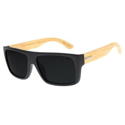 Óculos De Sol Masculino Chilli Beans Bossa Nova Preto Polarizado OC.CL.2854-0101