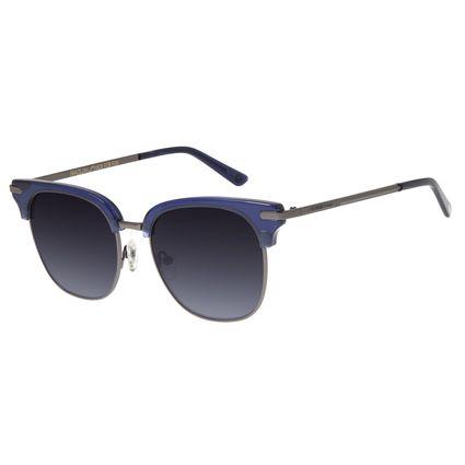 Óculos De Sol Unissex Chilli Beans Jazz Azul OC.CL.2870-2008