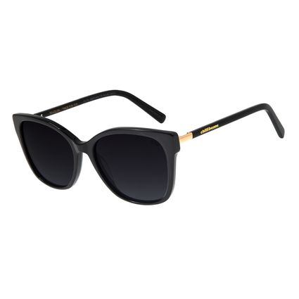Óculos De Sol Feminino Chilli Beans Quadrado Degradê Polarizado OC.CL.2903-2001