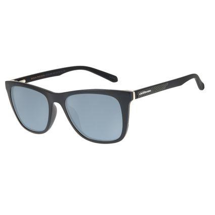 Óculos De Sol Masculino Chilli Beans Bossa Nova Cinza Polarizado OC.CL.2906-0004