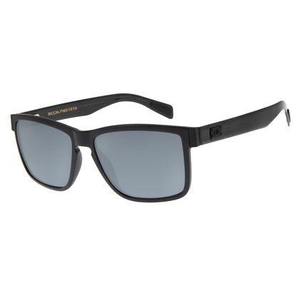 Óculos De Sol Masculino Chilli Beans Bossa Nova Preto OC.CL.2944-0001