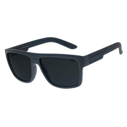Óculos De Sol Masculino Chilli Beans Esportivo Azul Escuro OC.ES.1199-0190