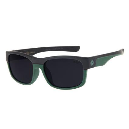 Óculos De Sol Infantil Chilli Beans Verde Esportivo OC.KD.0613-0108