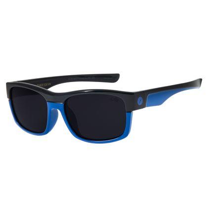 Óculos De Sol Infantil Chilli Beans Azul Esportivo OC.KD.0613-0115