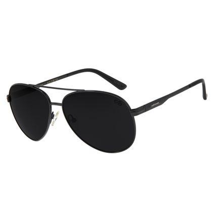 Óculos De Sol Masculino Chilli Beans Aviador Preto .MT.2628-0401
