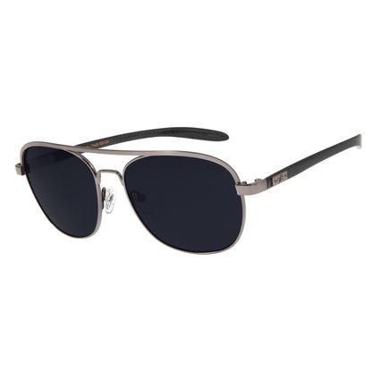 Óculos De Sol Masculino Chilli Beans Executivo Preto OC.MT.2728-0122