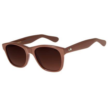 Óculos de Sol Unissex Chilli Beans Bossa Nova Caramelo OC.CL.1549-5703