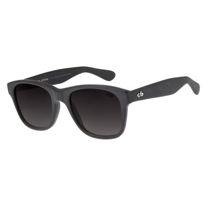 Óculos de Sol Unissex Chilli Beans Bossa Nova Preto Fosco OC.CL.1549-2031