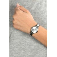 Relógio Analógico Feminino Chilli Beans Metal Prata RE.MT.0920-0707.4