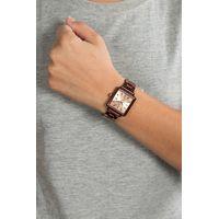 Relógio Analógico Feminino Chilli Beans Metal Marrom RE.MT.0929-9502.4