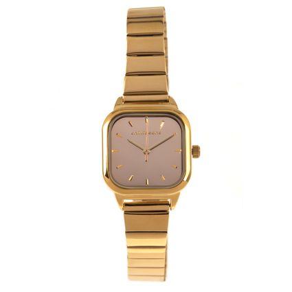 Relógio Analógico Feminino Chilli Beans Metal Brilho Dourado RE.MT.0932-9521