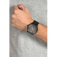 Relógio Automático Beans Metal Brilho Preto RE.MT.0935-0101.4