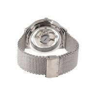 Relógio Automático Masculino Chilli Beans Metal Brilho Prata RE.MT.0935-1907.2
