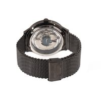 Relógio Automático Masculino Chilli Beans Metal Brilho Ônix RE.MT.0935-0422.2
