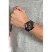 Relógio Automático Masculino Chilli Beans Metal Brilho Ônix RE.MT.0935-0422.4