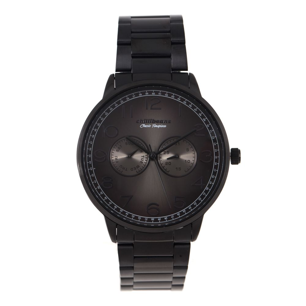 Relógio Analógico Masculino Chilli Beans Classic Timepiece Preto RE.MT.0939-0101