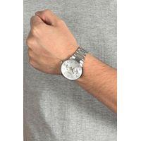 Relógio Analógico Masculino Chilli Beans Classic Timepiece Prata RE.MT.0939-0707.4