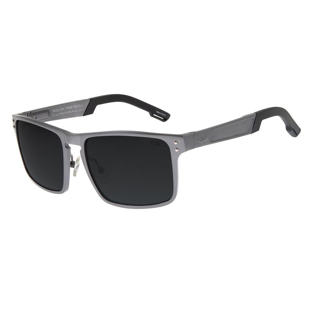 Óculos de Sol Masculino Chilli Beans Essential Polarizado Ônix OC.AL.0105-0122