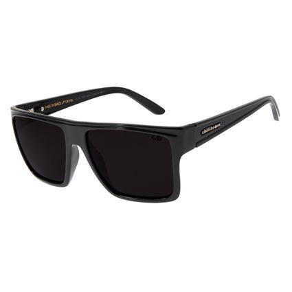 Óculos de Sol Unissex Chilli Beans Quadrado Essential Escuro OC.CL.1058-3038