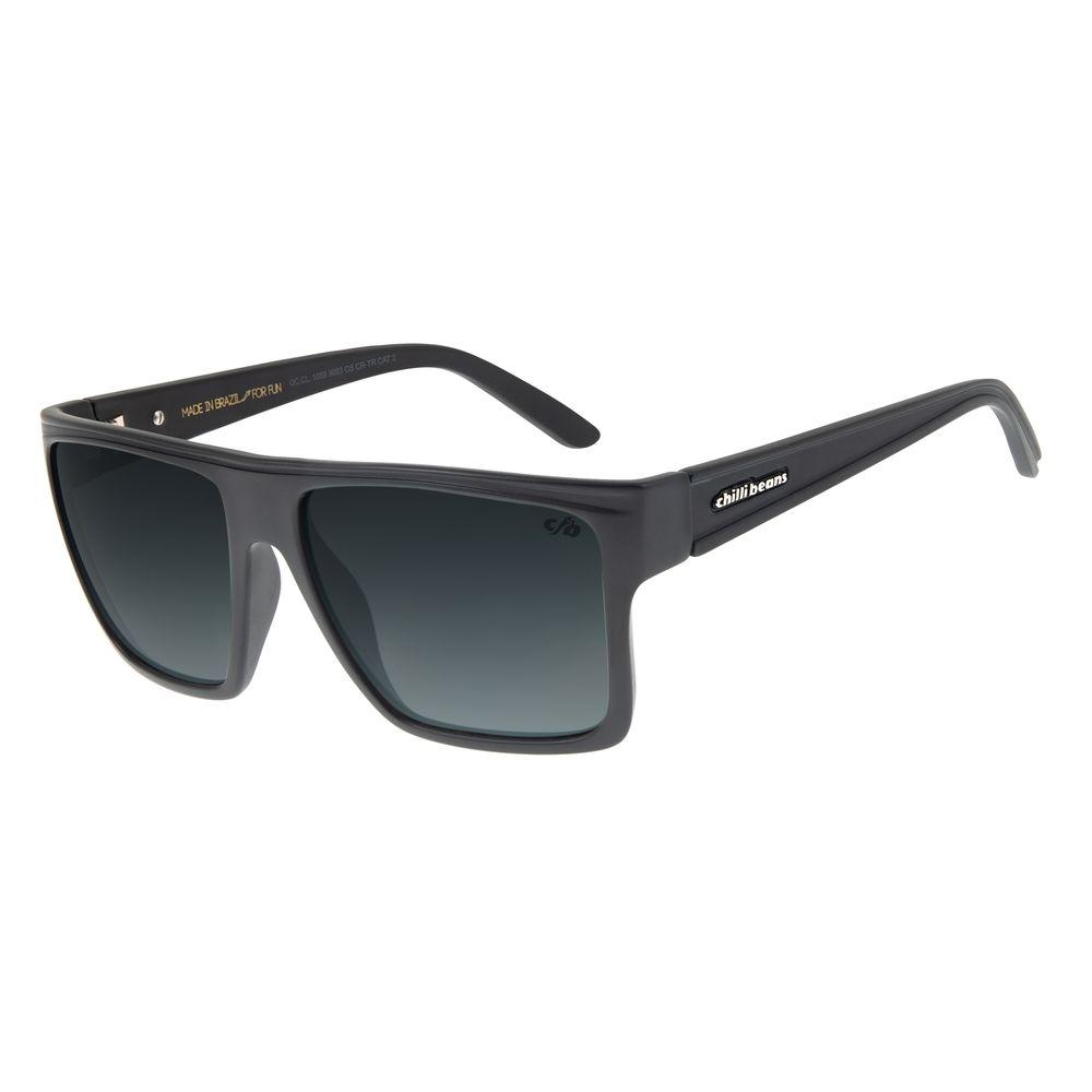 Óculos de Sol Unissex Chilli Beans Essential Degradê Azul OC.CL.1058-9083