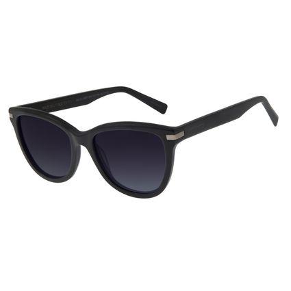 Óculos de Sol Feminino Chilli Beans Redondo Fosco Polarizado OC.CL.2807-2031