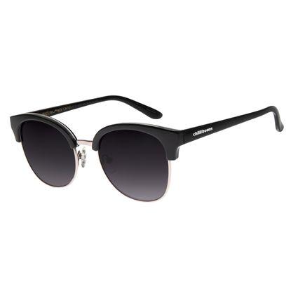 Óculos de Sol Unissex Chilli Beans Jazz Preto OC.CL.2869-0001