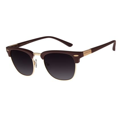 Óculos de Sol Unissex Chilli Beans Jazz Classic Vermelho OC.CL.2907-2016