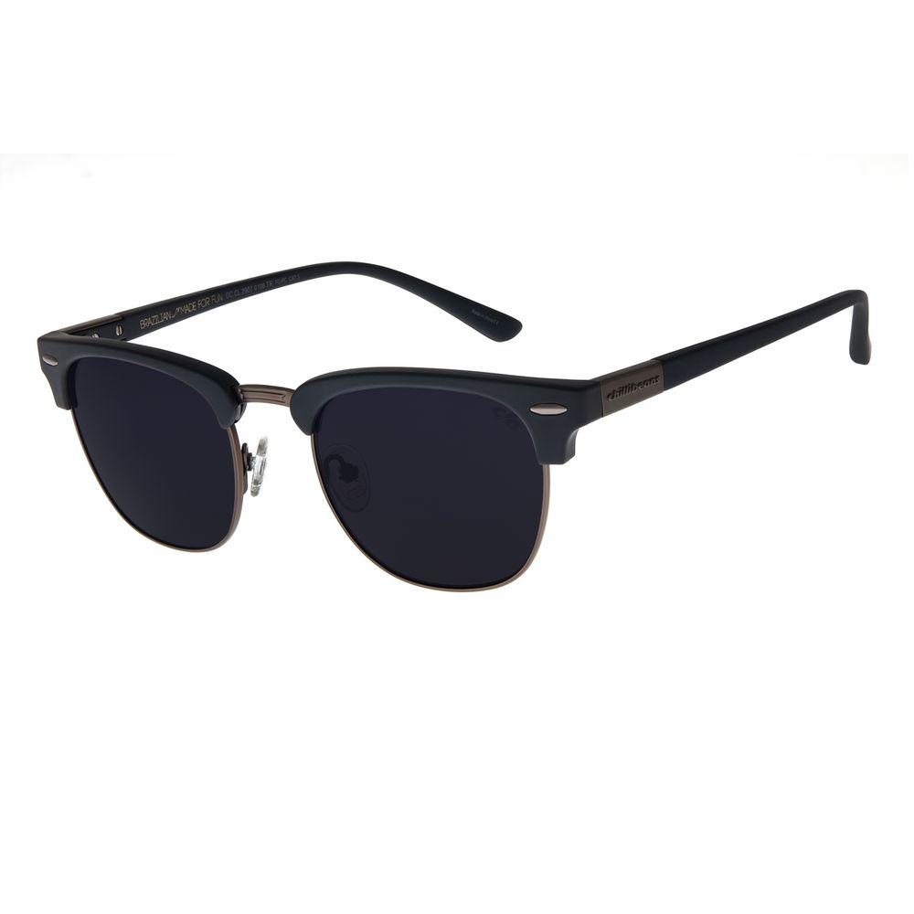 Óculos de Sol Unissex Chilli Beans Jazz Classic Azul OC.CL.2907-0108