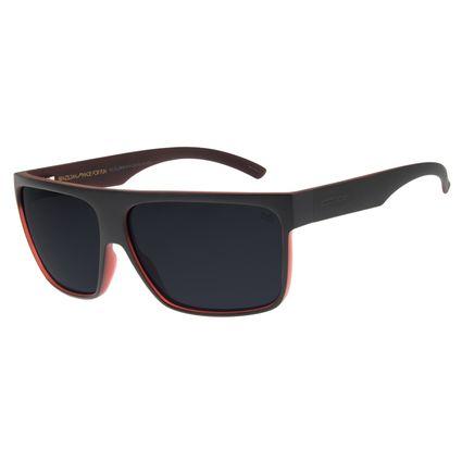 Óculos de Sol Masculino Chilli Beans Bossa Nova Fosco Polarizado OC.CL.2918-0131