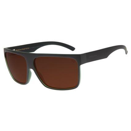 Óculos de Sol Masculino Chilli Beans Bossa Nova Marrom Escuro Polarizado OC.CL.2918-0247