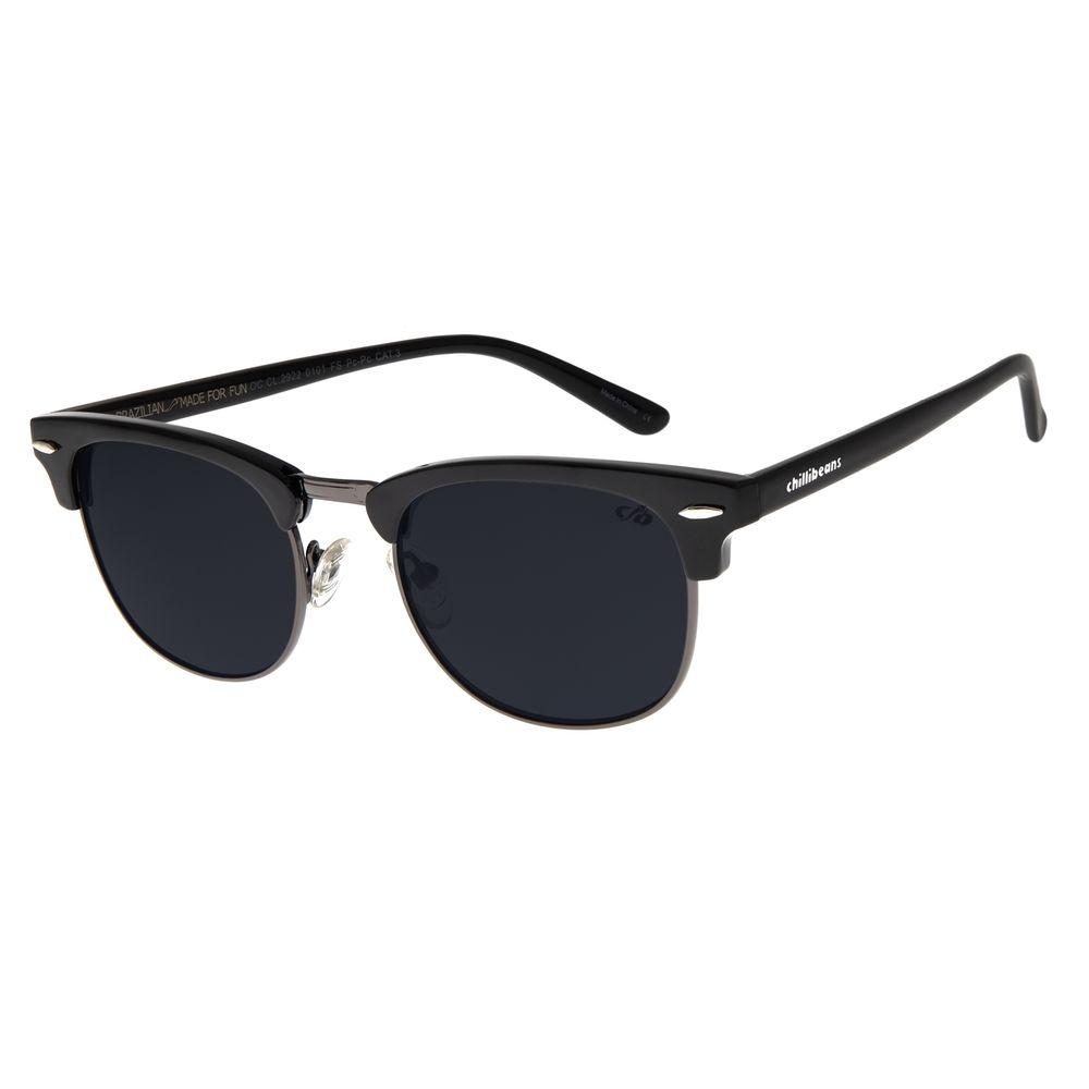 Óculos de Sol Feminino Chilli Beans Jazz Preto OC.CL.2922-0101