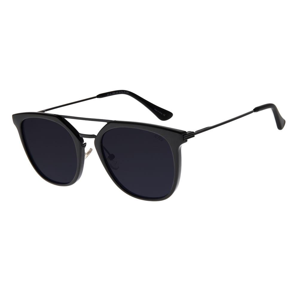 Óculos de Sol Masculino Chilli Beans Bossa Nova Preto OC.CL.2926-0101